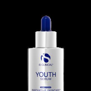 Youth Serum fra iS clinical med 30ml. , luksus serum mod rynker, skadet hud og med øjeblikkelig virkning